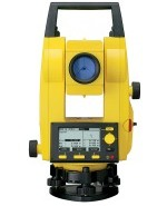 The Leica Builder R200 Reflectorless Total Station.