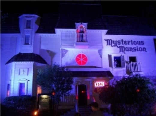 Haunted Mansion In Gatlinburg open every night through out the year.