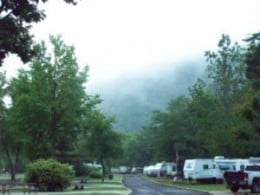 KOA Campground Cherokee NC