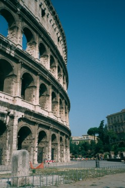 The Colosseum Rome,photo of  exterior