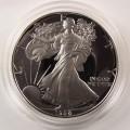 proof American Silver Eagle