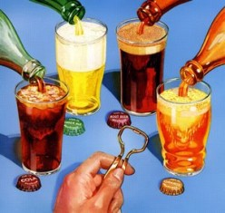 A History Of Soft Drinks