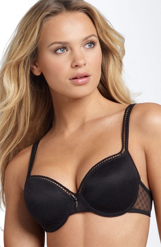 underwire t-shirt bra by Chantelle Intimates