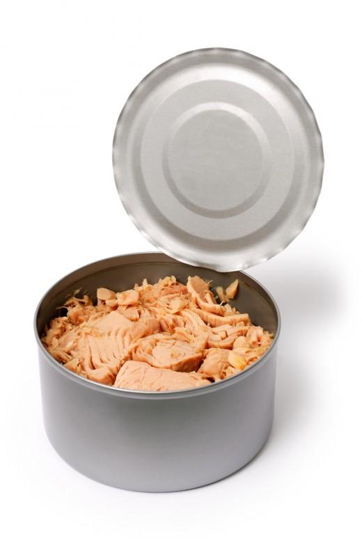 Tuna is addictive!