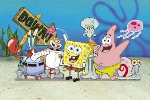 spongebob bikini bottom wallpaper. SpongeBob Squarepants: