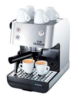 Saeco VIA Venezia Espresso Machine espresso coffee maker