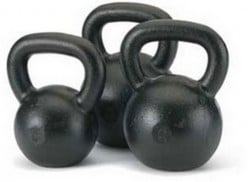 101 Kettlebell Workouts:  1 Down...  100 to go!