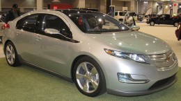 Chevrolet Volt Series Hybrid