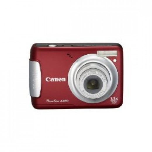 Example of a cheap digital camera
