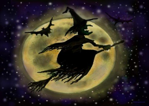 Spooky Halloween Cards, Posters and Screensavers
