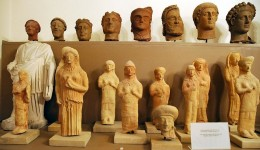 Ancients worshiped hand-carved statues; moderns worship manmade consumerism, convenience & celebrity.