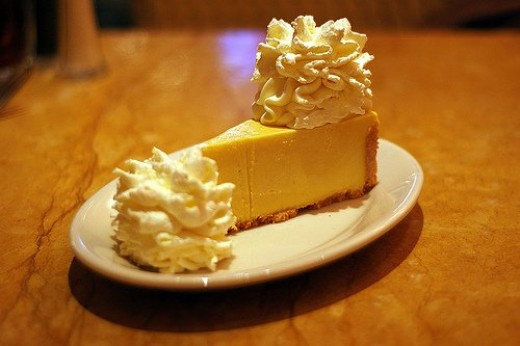 This tastes better than a no-bake cheesecake!