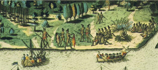 Columbus Day Honors Christopher Columbus, Who Is Credited With Discoverying America