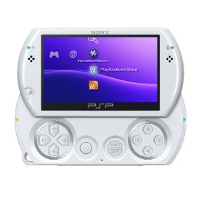 Sony's PlayStation Portable -PSP Go