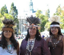Indigenous People's Day in the US