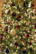 Christmas Tree with a Theme