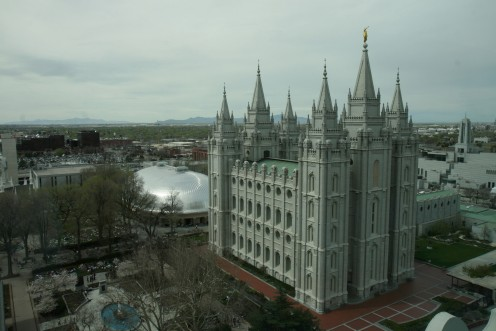 The Church Of Jesus Christ Of Latter-day Saints, Is A Worldwide Church.