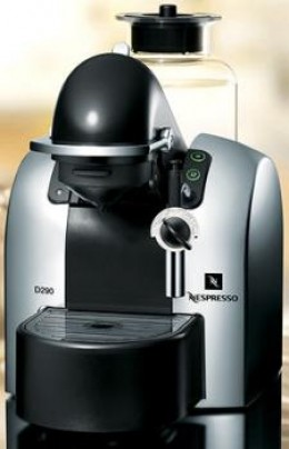 Nespresso D290 Espresso Latte Coffee Machine Automatic espresso machine