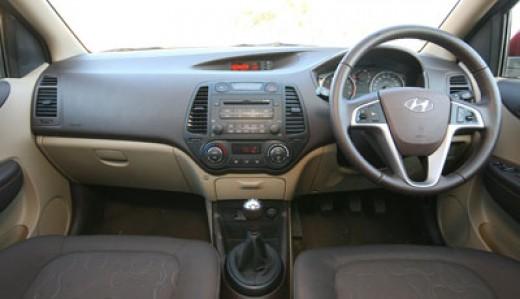 i20 Interior