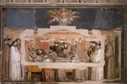 Death and Ascension of Saint Francis
