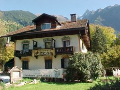 A typical Gastof in the Tyrol