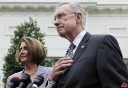 Reid And Pelosi: The Spineless Wonders
