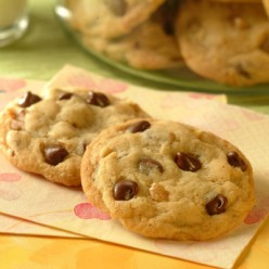 Original NESTLE TOLL HOUSE Chocolate Chip Cookies http://www.verybestbaking.com/recipes/detail.aspx?id=18476