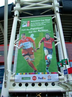 Munster Win the 2006 Heineken Cup
