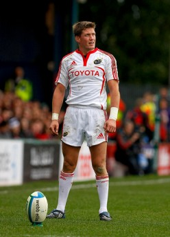 Ronan O'Gara: Highest point scorer in the Heineken Cup history