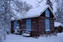 Emigrate to Lapland Sweden