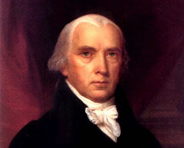 President of the United States of America (1809 - 1817), served 2 terms (8 years).