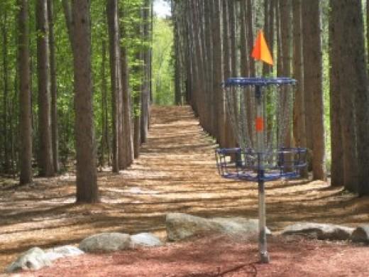 Blue Ribbon Pines hole #4