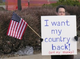 "To Conservatives, It Is An Act Of Patriotism To Destory The Country To Get ""Their"" Country Back"