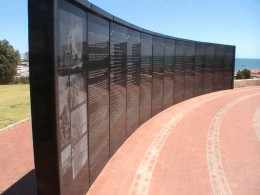 right wall of rememberance
