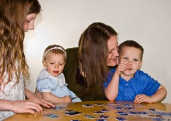 Building Family Memories With Customized Puzzles