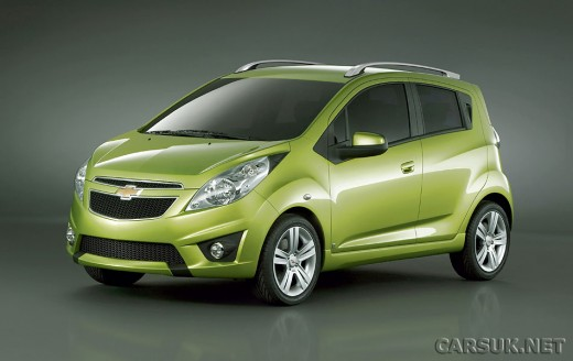 Chevrolet Spark 2010 by GM