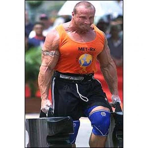 World's Strongest Man: 3