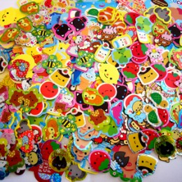 Stickers Can Also Be A Great Treat