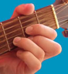 'D' chord