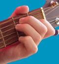 'E' chord