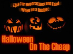 Halloween On The Cheap