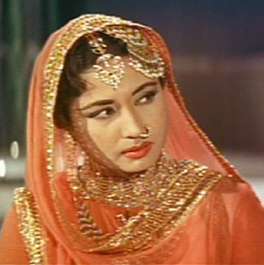 Meena kumari A golden jewel Indian silver screen has ever seen