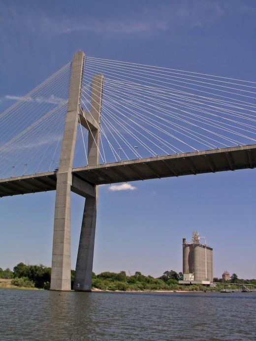 Savannah's Talmadge Bridge