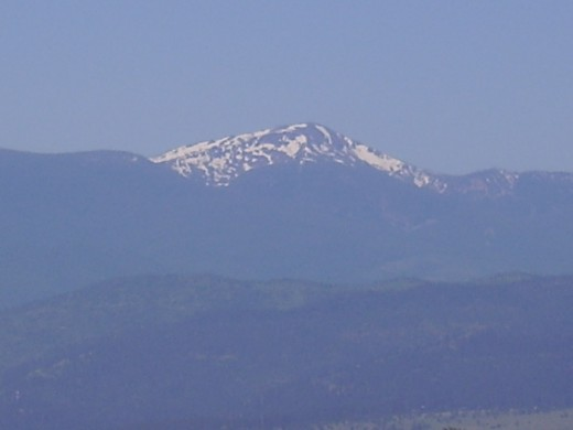 The pristine mountain vistas of North Idaho