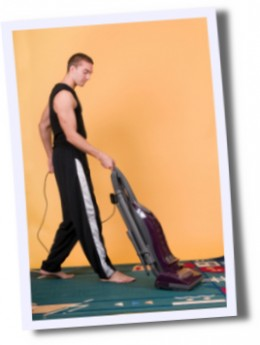 Turn Simple Chores Into Fat Burning Workouts