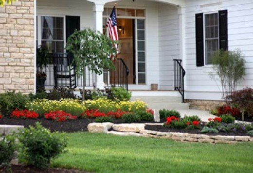 lawn landscape maintenance says sell my house