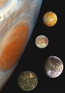 Composite by NASA.