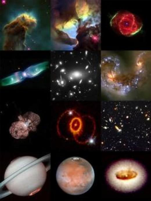 Courtesy of NASA  8th Anniversary Image