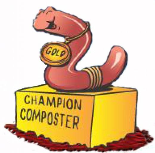 Worm Composting Champions