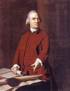 Who was Samuel Adams?
